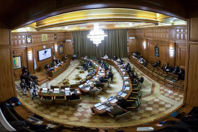 پخش زنده جلسه ارائه برنامههای کاندیداهای شهرداری تهران
