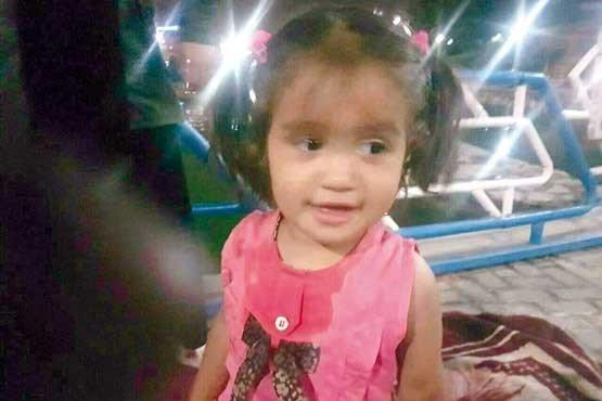«ملیکا»، تازهترین کودک گمشده