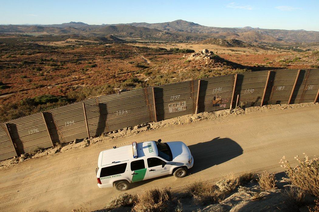 افزایش مرگ مهاجران در مرزهای آمریکا و مکزیک