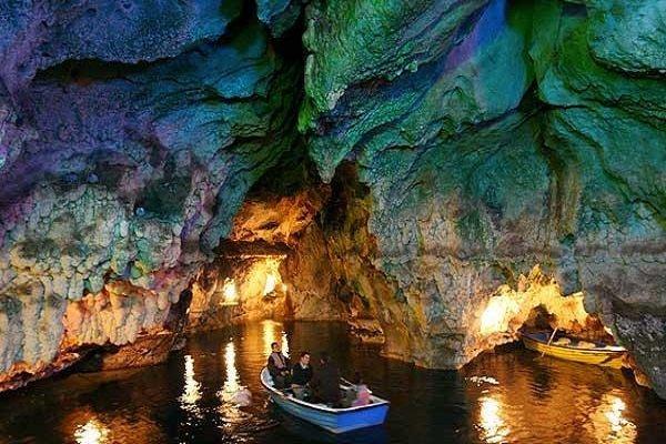 غار سهولان دومین غار آبی بزرگ در ایران است