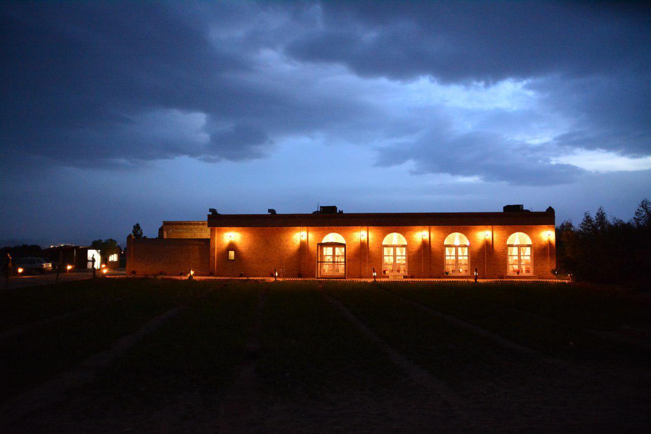 اکوکمپ متینآباد؛ جایی برای لذتبردن از کویر