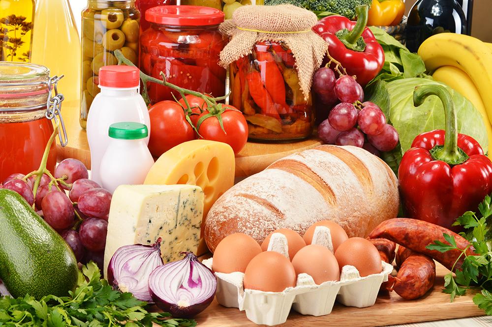 کاهش اضطراب با رعایت رژیم غذایی