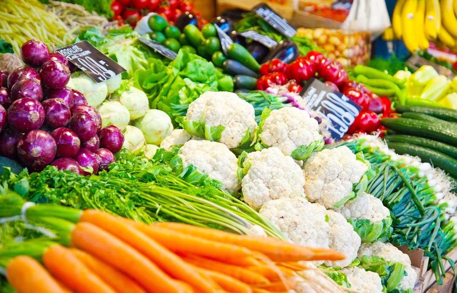 سلامت روان با مصرف میوه و سبزی خام