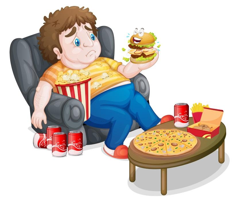 چاقی چه عوارضی دارد؟