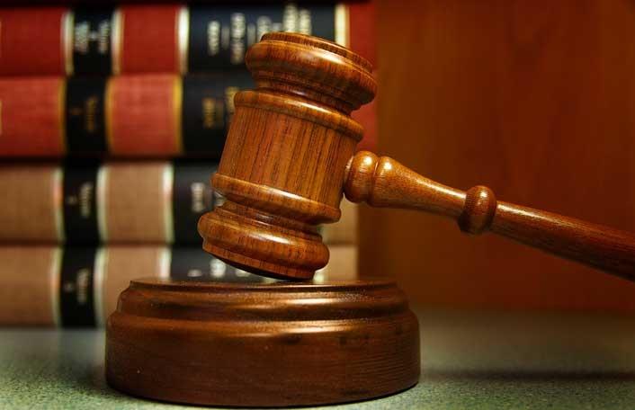 پرونده توزیع کالاهای جنسی در دادگاه