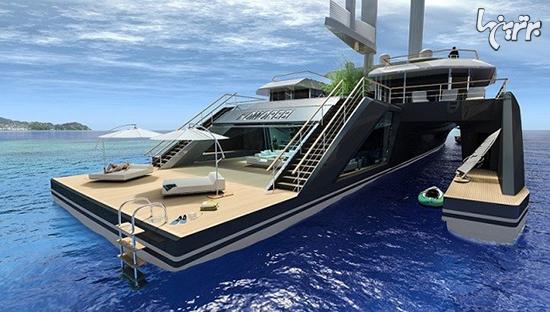 لوکسترین قایقهای تفریحی جهان