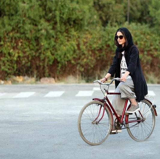 عکسهای اینستاگرام مهناز خوشخو، بازیگر نقش افسانه در سریال دلدادگان