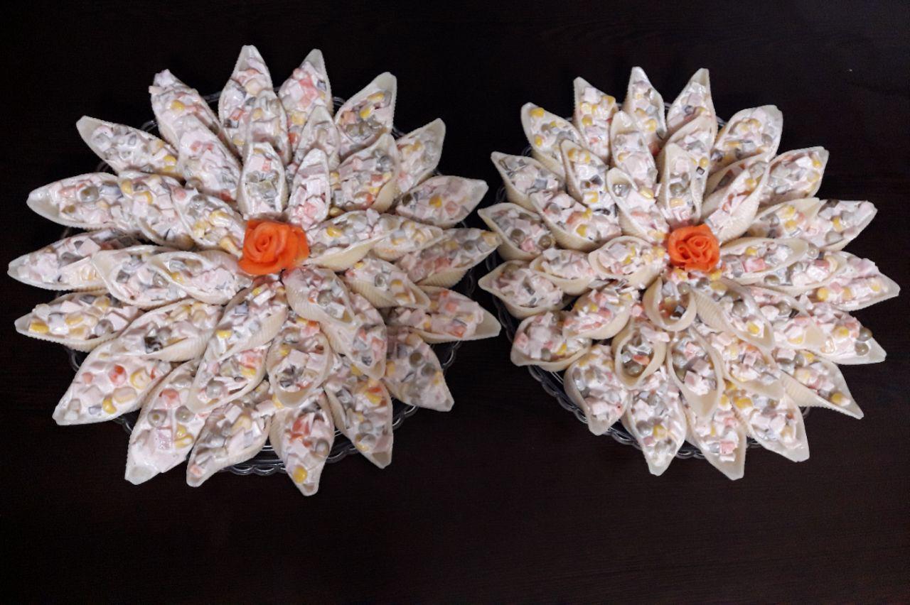 جامبوشلز  یا ماکارونی صدفی