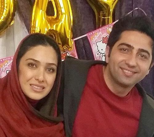 بیوگرافی سارا نجفی و علی سخنگو؛ زن و شوهری که در سریال دلدادگان بازی کردهاند