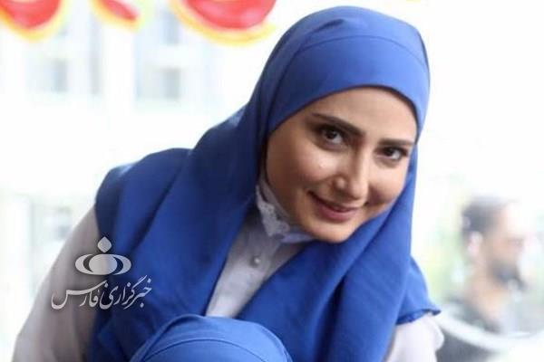 سمیرا حسنپور بازیگر نقش مرضیه در فصل دوم سریال دلدادگان : خیلی خوشحالم که در فاز زمان گذشته این سریال بازی کردم