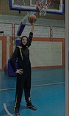 گفتوگو با بلندقدترین دختر ایران