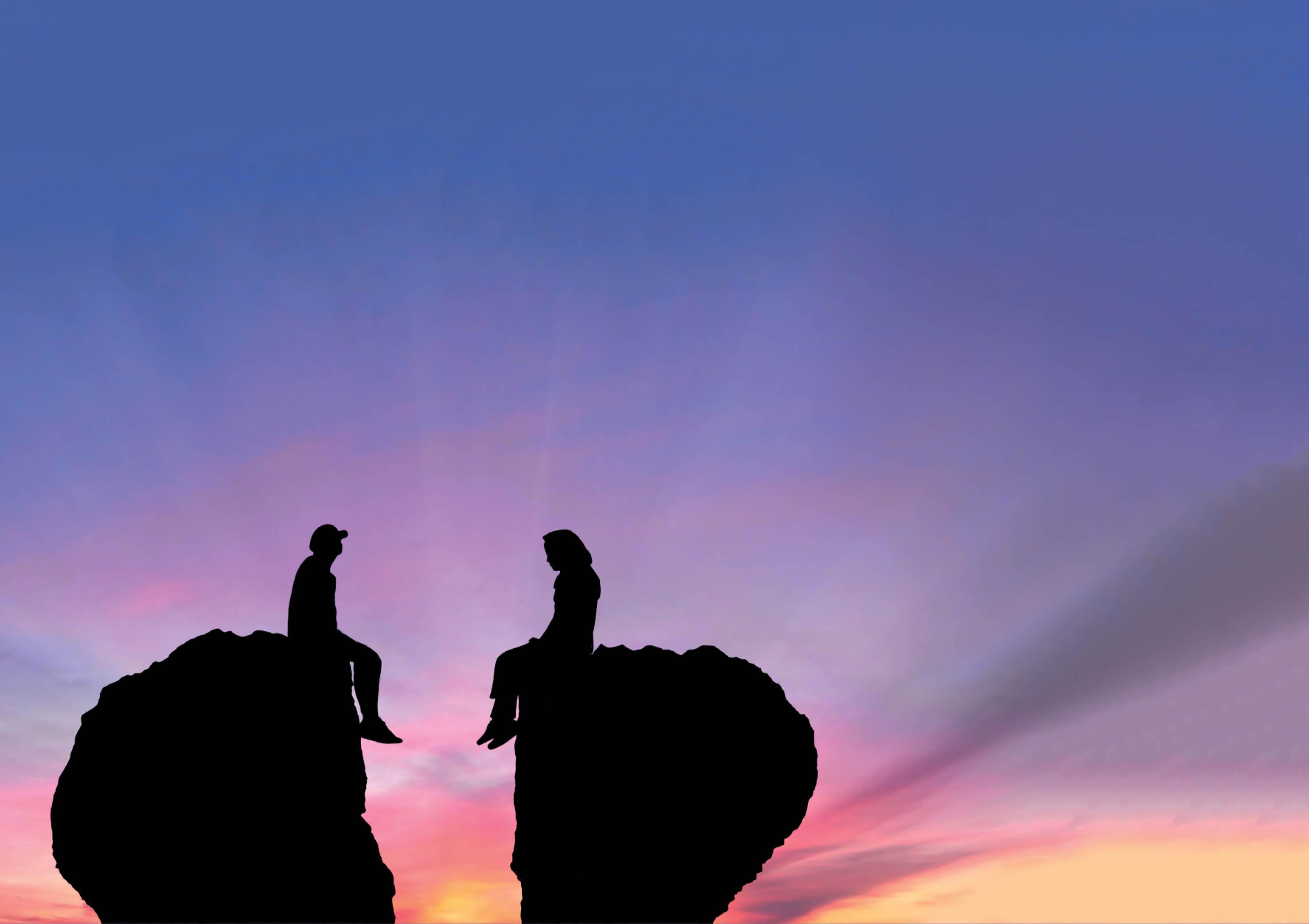 راهکارهایی  بـرای حل اختلافات در زنـدگی مشترک