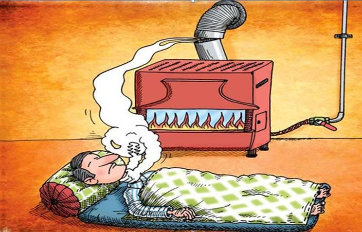 دودکش بخاري را چه طور امتحان کنیم؟