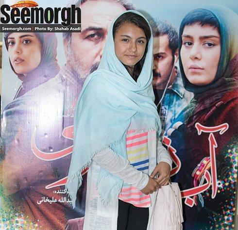 گالری عکس نیکی نصیریان بازیگر نقش آهو در سریال بانوی عمارت
