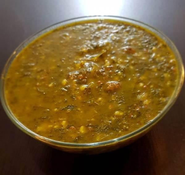 آشپزی/ دستور پخت آش اوماج ؛ غذای سنتی آذربایجان