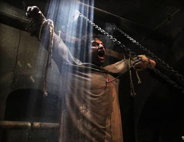 حسام منظور ،بازیگر سریال بانوی عمارت: برای ضبط سکانس شکنجه شازده ارسلان چند روز نخوابیدم