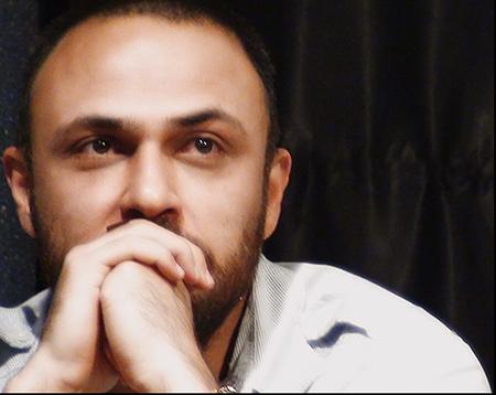 علیرضا کمالی نژاد بازیگر نقش یارمحمد در سریال وارش