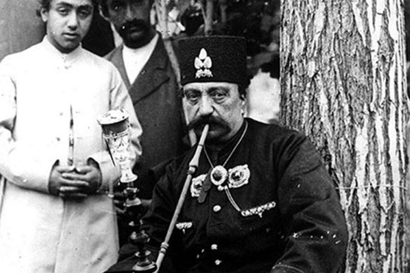 تاریخ/ عکسهایی از دختر ناصرالدین شاه
