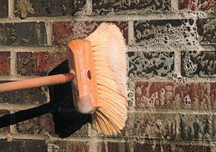 بهترین راه تمیز کردن سریع و آسان دیوارها در خانه تکانی
