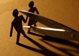 طلاق بهخاطر آجیل
