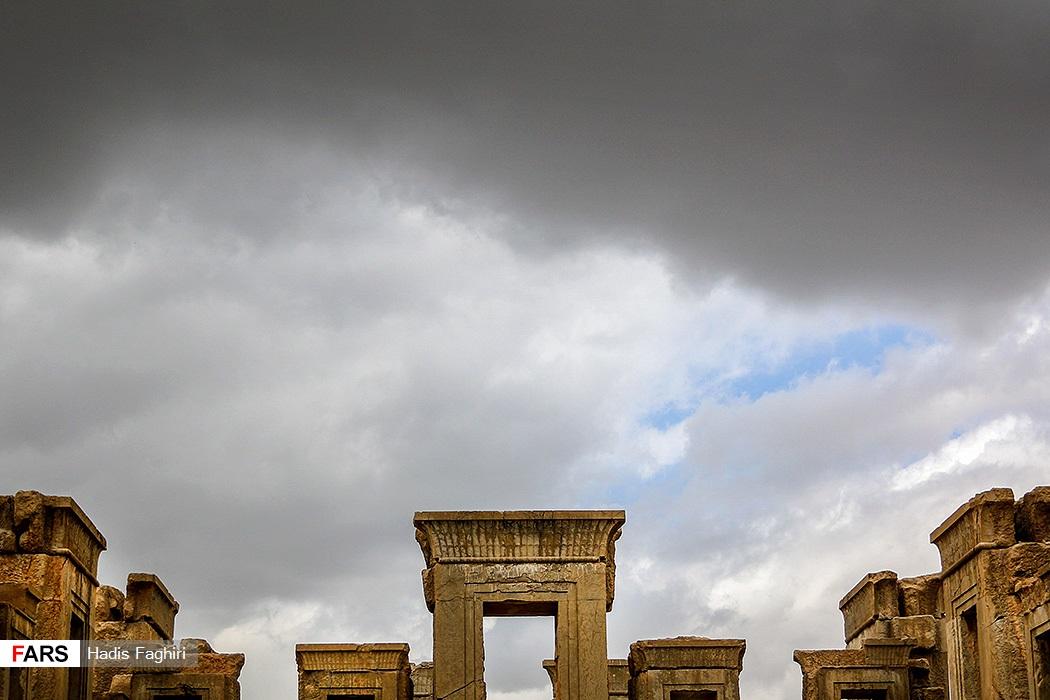 گزارش تصویری از تخت جمشید ؛ پایتخت هخامنشیان
