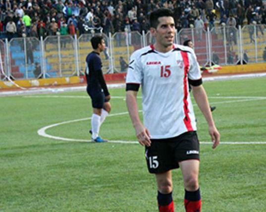 مرگ فوتبالیستسرشناسدر چهارشنبه سوری
