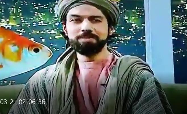 سعدی مهمان ویژه برنامه نوروزی شبکه 4 شد