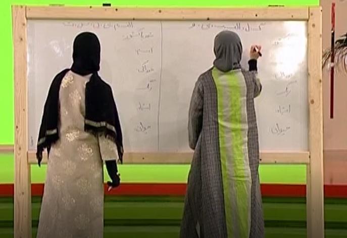 فیلم مسابقه اسم فامیل بین شبنم فرشاد جو از تیم بانوی عمارت و لیلا اوتادی از تیم حوالی پاییز در برنامه خندوانه