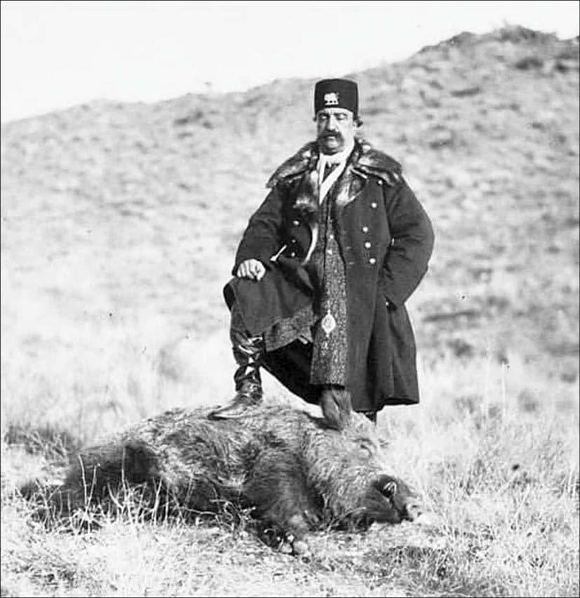 اسرار ناگفته زندگی ناصرالدین شاه به روایت برادرزادهاش