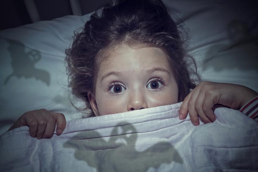چه کار کنیم که ترس بچهها از بین برود؟