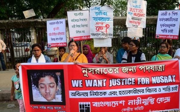 سوزاندن دختر بنگلادشی به دستور مدیر شیطانصفت مدرسه
