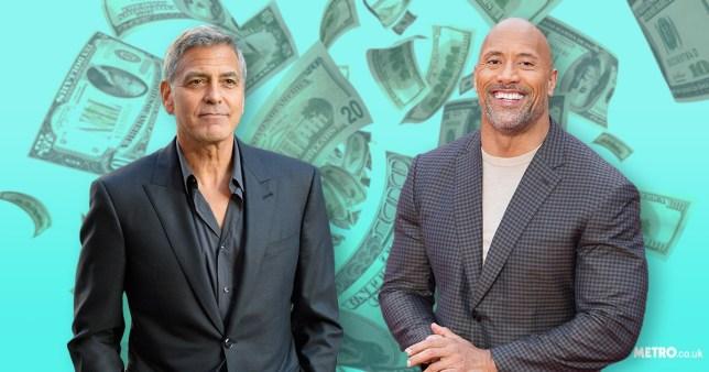 بازیگران هالیوود چقدر دستمزد میگیرند؟