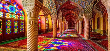 همه آنچه درباره مسجد وکیل شیراز باید بدانید