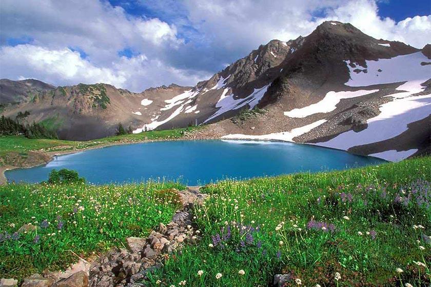 دریاچه مارمیشو ؛از جاذبههای گردشگری ارومیه