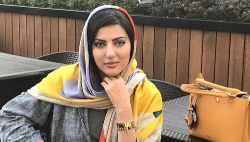 بیوگرافی کامل هلیا امامی بازیگر نقش مهربانو در سریال از یادها رفته