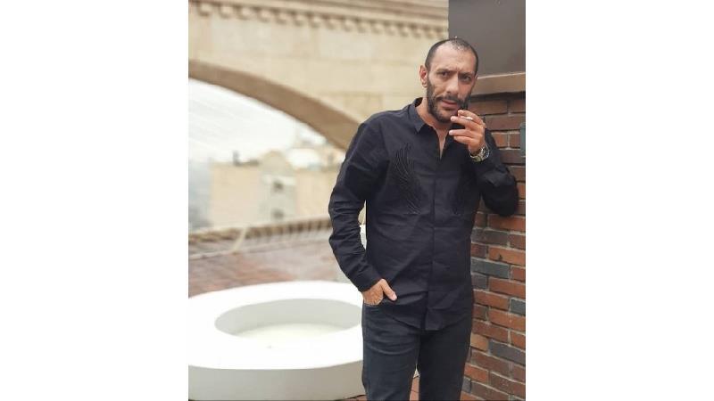 علیرضا مهران بازیگر نقش افلاطون در سریال مدینه