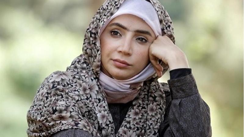 شبنم قلی خانی در نقش نسا در سریال بیگانه ای با من است