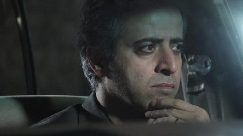 ایوب آقاخانی بازیگر نقش جاوید در سریال بیگانه ای با من است