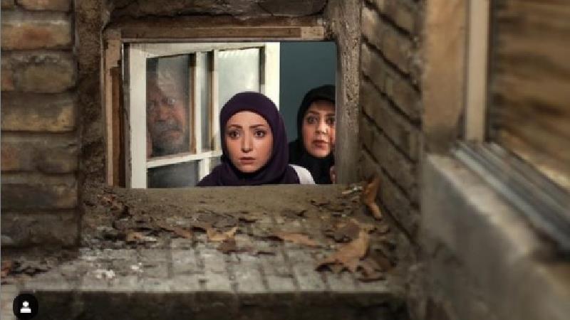 فرزانه سهیلی بازیگر نقش نگار در سریال باخانمان