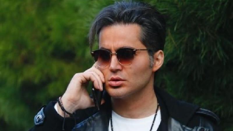 شهنام شهابی بازیگر نقش امیرعلی در سریال بیگانه ای با من است
