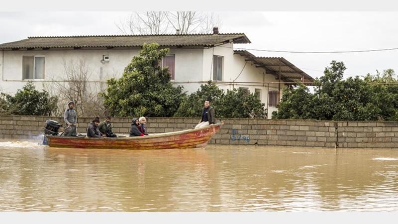 داستان ماهیگیری که با قایقش به کمک اهالی گمیشان رفت اما...