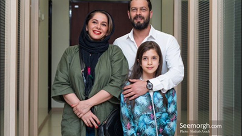 عکسهای خانوادگی سلبریتی ها