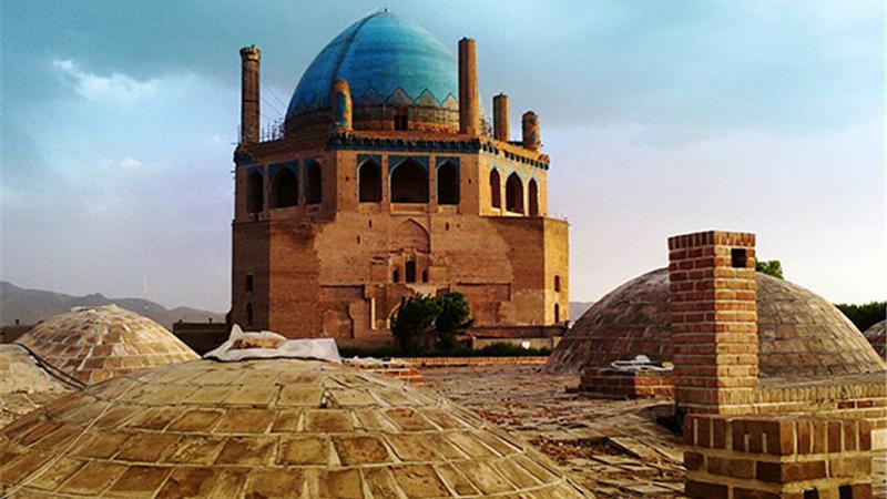 معرفی کامل گنبد سلطانیه در شهر زنجان + تاریخچه