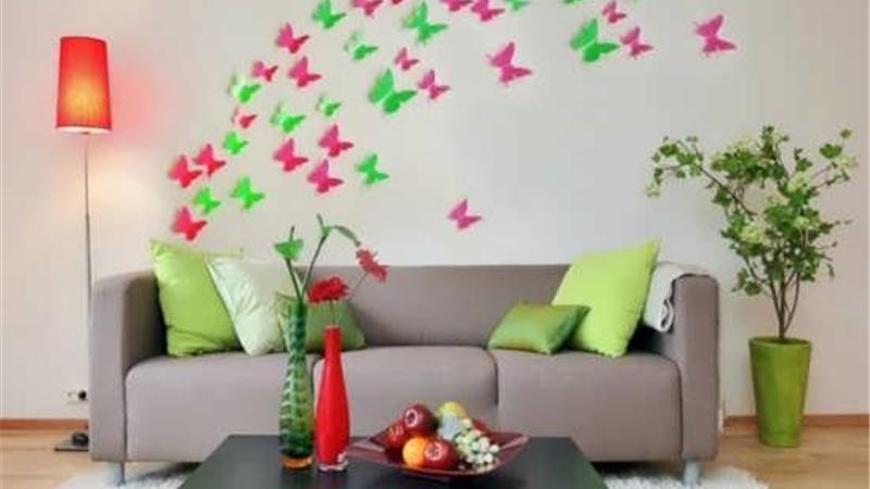 زیباترین و جدیدترین نمونهها برای تزیین دیوار خانه