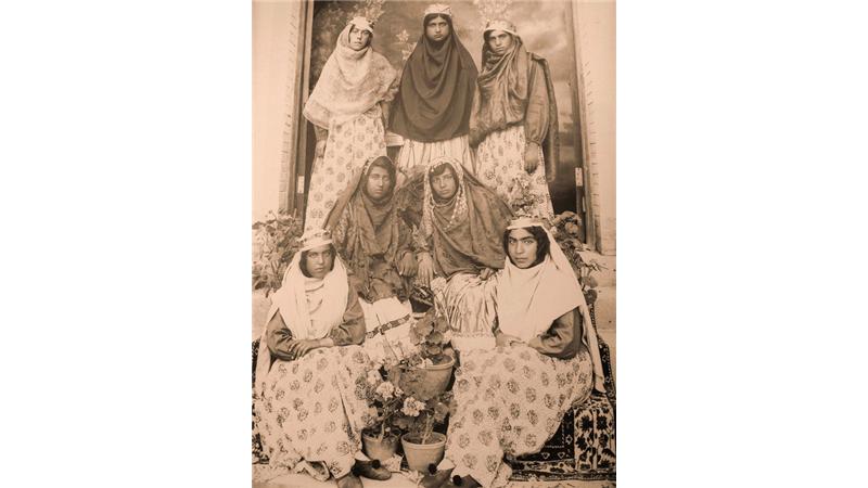 رازهای حرمسرای ناصرالدین شاه
