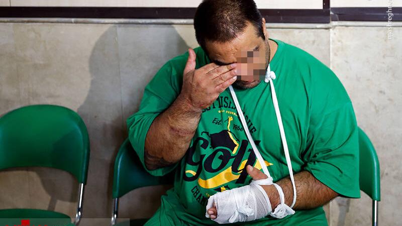 حسین غول: به خاطر یک دختر دست به اسلحه شدم