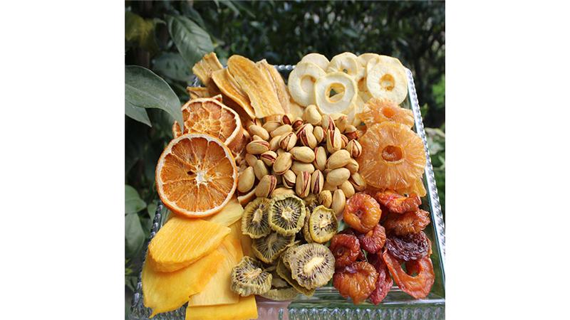 انواع میوههای خشک چه خاصیتهایی دارند