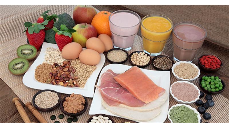 علائم کمبود پروتئین در بدن چیست