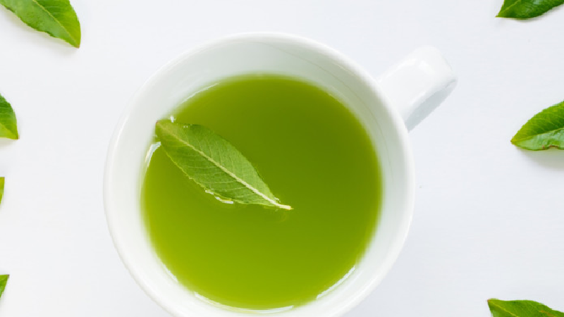 چای سبز بهترین نوشیدنی برای تقویت موی سر