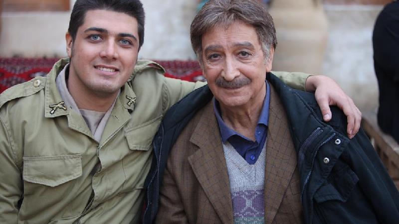 علی مسلمی بازیگر نقش برادر کمال در سریال حکایت های کمال